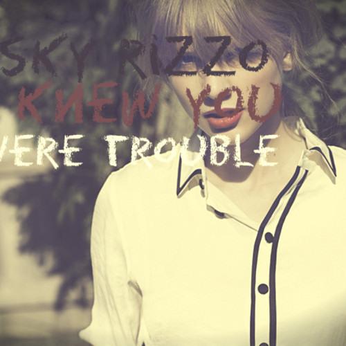 Sky Rizzo - I Knew You Were Trouble (Remix)