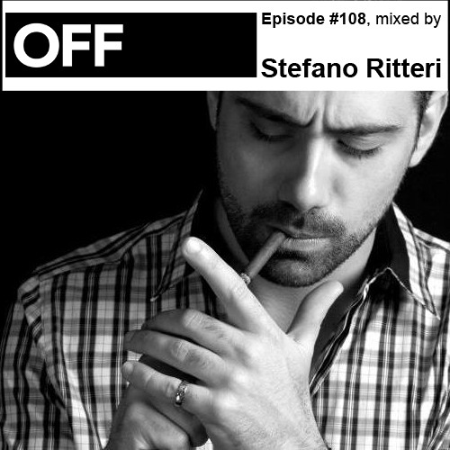 Podcast Episode #108, mixed by Stefano Ritteri