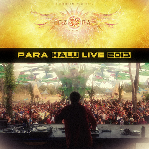 Para Halu - Live - OZORA 2013 (Free download)