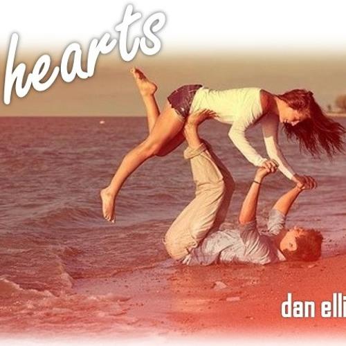 """""""2 Hearts"""" by Dan Ellison (Original)"""
