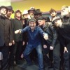 The Spooky Men's Chorale on Radio 2 - 14-Aug-2013