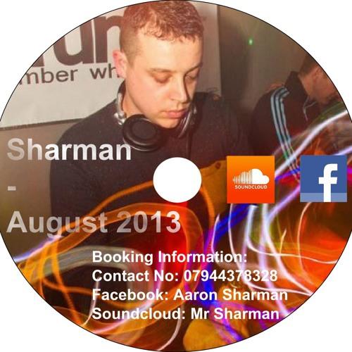 Sharman - August 2013
