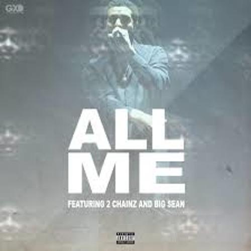 Drake - ALL ME [Instrumental Remake]