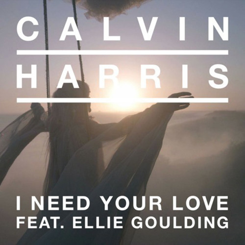 Calvin Harris ft. Ellie Goulding - I Need Your Love (DJTops Extended Version)