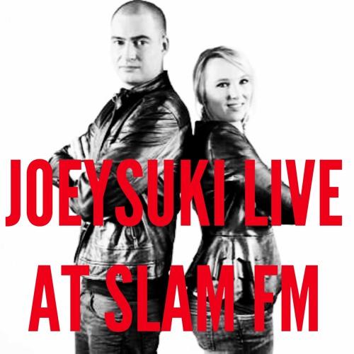 JOEYSUKI live at Slam FM 16-8-13  --  FREE DOWNLOAD