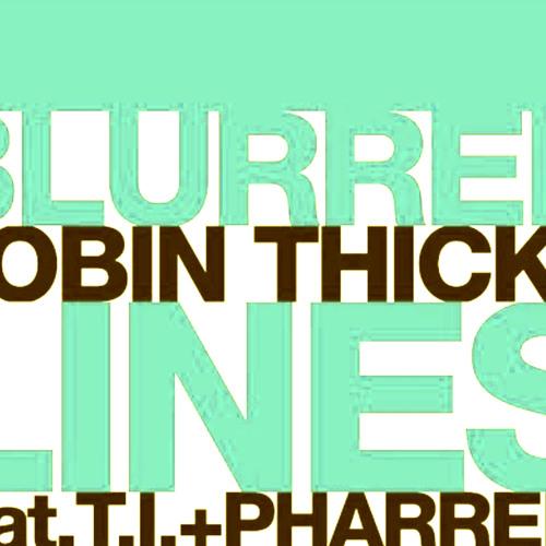 Blurred Lines (PillazNation Remix)