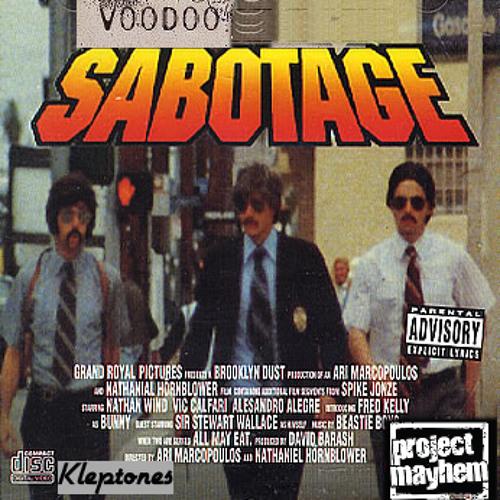 Voodoo Sabotage - Kleptones (Prodigy X Beastie Boys)