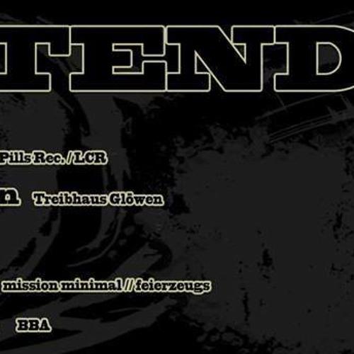 #19 DUSTIN HOFFMANN @ MITTENDRIN, M-BIA Berlin 16.08.2013**Live Cut**