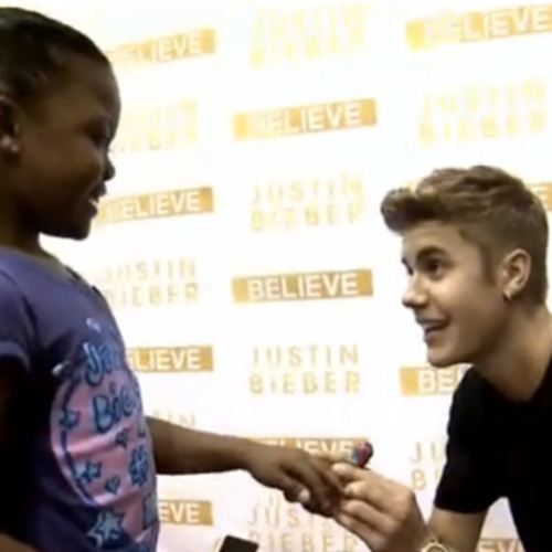 Justin Biebers makes 200th wish
