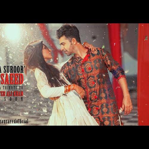 Halka Halka Suroor Farhan Saeed Tribute To Nusrat Fateh Ali Khan By Areesha Khan Afridi On Soundcloud Hear The World S Sounds