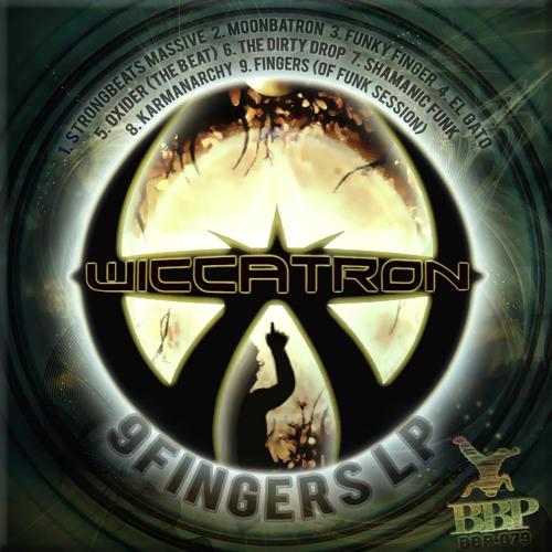 Wiccatron - 9Fingers LP - El Gato [BBP07904]