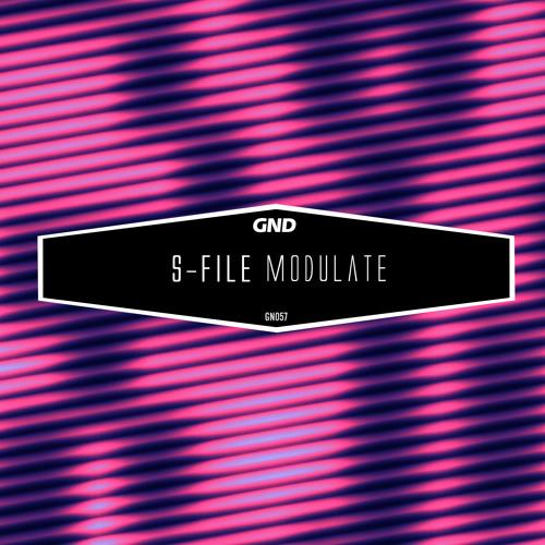 S-File - Modulate // Purple Flash (GN057)