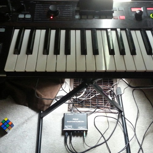 Cgr Track 1 Synth