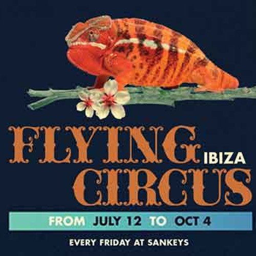M.A.N.F.L.Y @ Flying CIrcus At Sankeys Ibiza