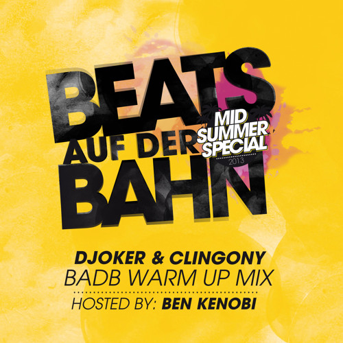 DJOKER x CLINGONY x BEN KENOBI - BEATS AUF DER BAHN 2013