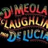 Al Di Meola and Paco De Lucia - Mediterranean Sundance Cover