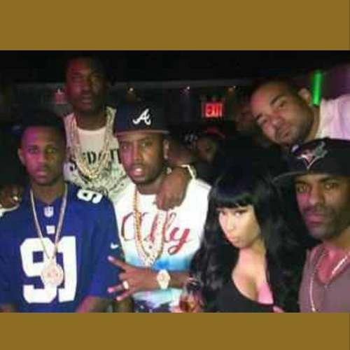 """Rich Friday"" DJ Clue Ft. Nicki Minaj, Future, French Montana & Juelz Santana"
