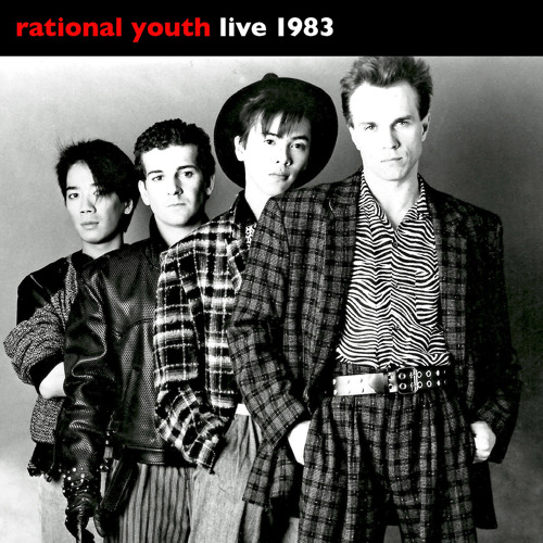 Rational Youth - Nothing Left To Say - Live Winnipeg 1983