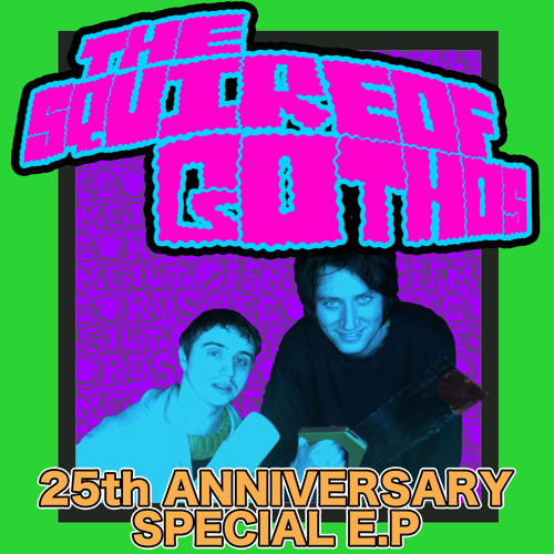 "OMN086 - Squire Of Gothos - 25th Anniversary Special E.P - OUT NOW !!!Click the ""buy"" link :)"