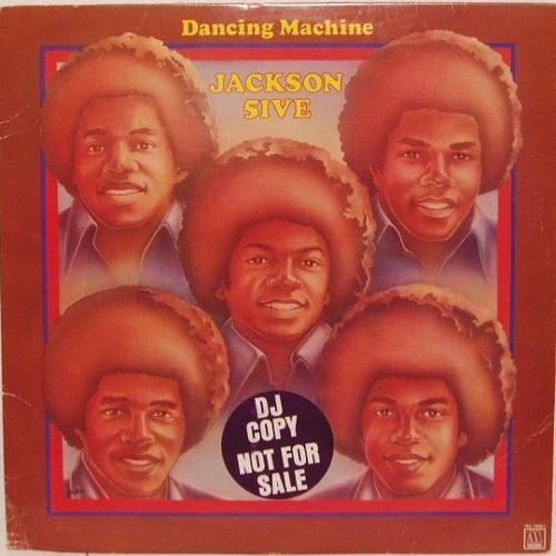 Jackson 5's - Dancing Machine (Kreap Remix)