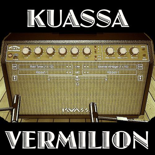 Kuassa Vermilion - Dual Amp