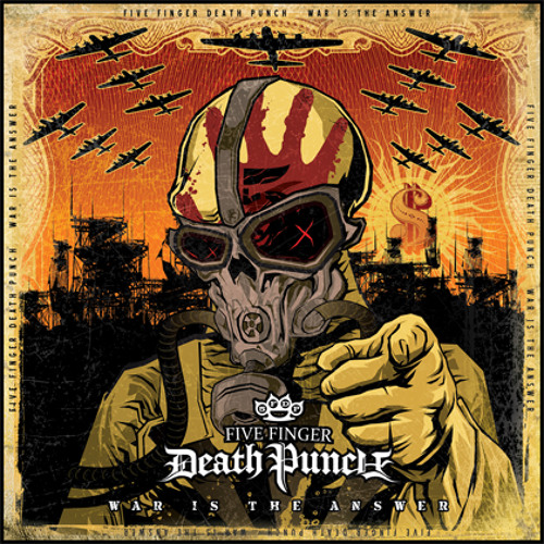 Five Finger Death Punch -The Bleeding