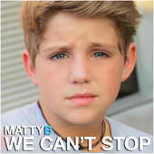 MattyBRaps - We Can't Stop Cover
