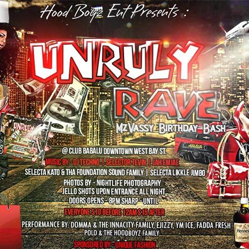 POPCAAN UNRULY RAVE - DJ EMJAE [PHONE DOWNLOAD]