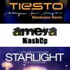 Tiesto & Blasterjaxx vs Don Diablo & Matt Nash - Adagio for Starlight (AmeyA Mashup)