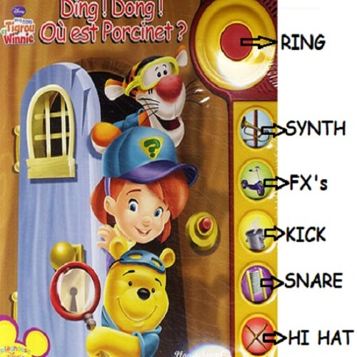 Winnie Magic Electronic Book