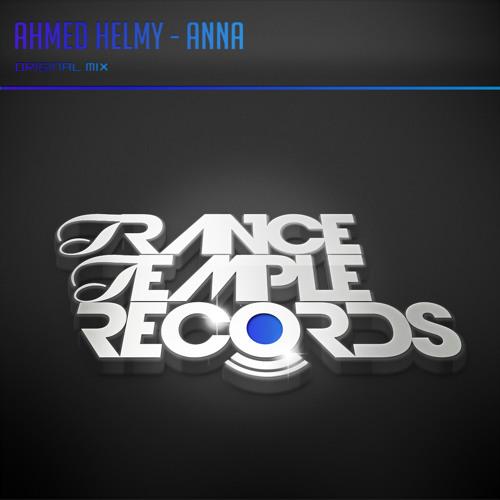 Ahmed Helmy - ANNA (Original Mix) Preview