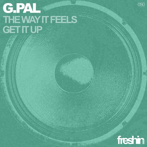 G.Pal - The Way It Feels (Original Mix)
