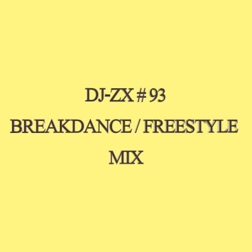 DJ-ZX # 93 OLD SCHOOL FREESTYLE MIX