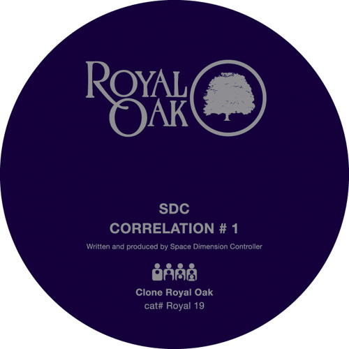 SDC - Correlation #1 - Clone Royal Oak 019