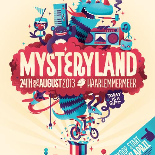 Sem Vox & Alpharock - Blockbuster (Official Mysteryland Anthem 2013)