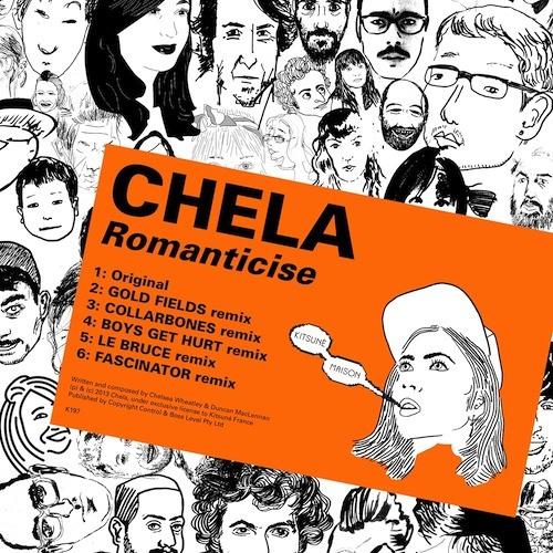 "Chela - ""Romanticise"""
