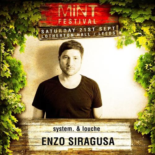 Enzo Siragusa - Mint Festival Podcast #1