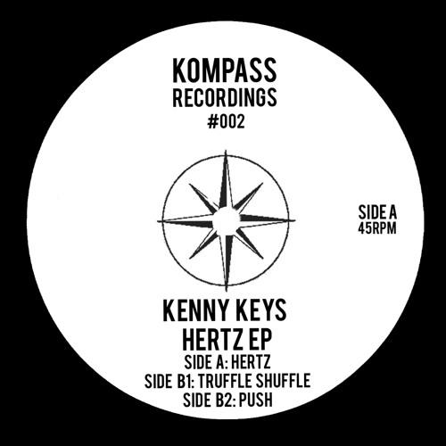 Kenny Keys - Hertz EP (KOMP002)