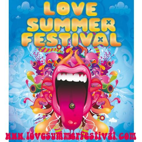 Krash - Live @ Love Summer 2013