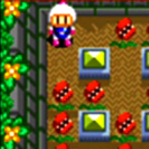 Super Bomberman - Level 3 - 8bit Remix -