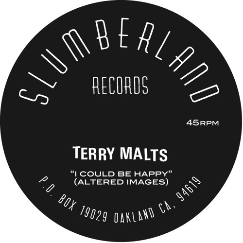 Terry Malts - I Could Be Happy (Altered Images cover)