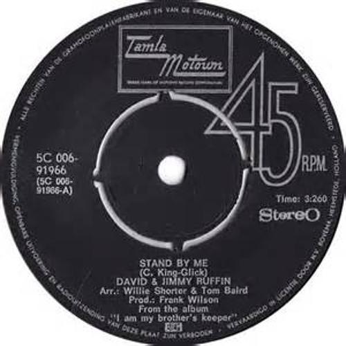 David & Jimmy Ruffin - Stand By Me (Mr Stone Edit)
