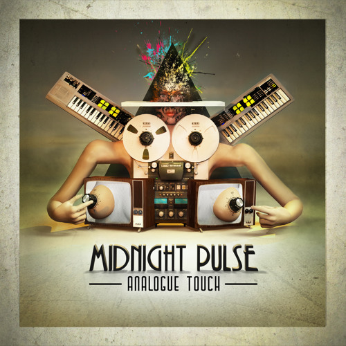Midnight Pulse - Analogue Touch EP