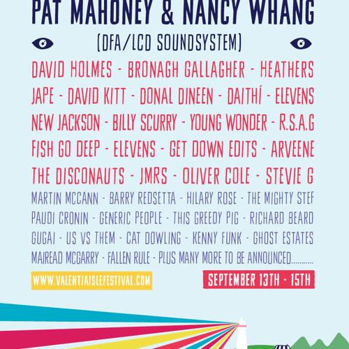 Get Down Edits Mini Promo Mix  Valentia Island Festival