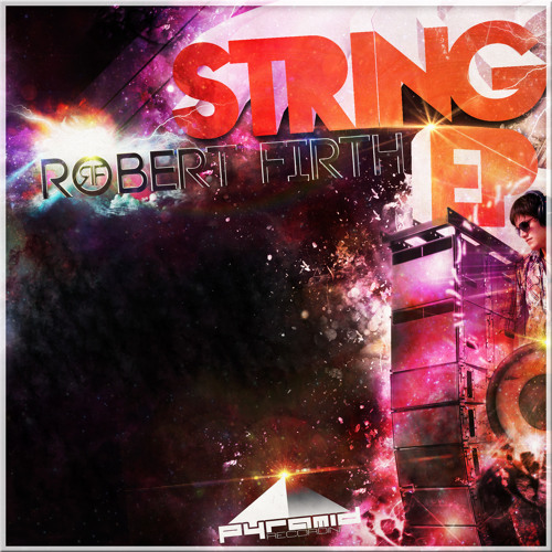 PYR005 Previews - Robert Firth - The String EP ~~Out Now~~