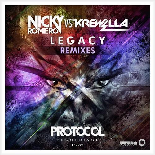 Nicky Romero Vs. Krewella - Legacy (Candyland's OG Remix)
