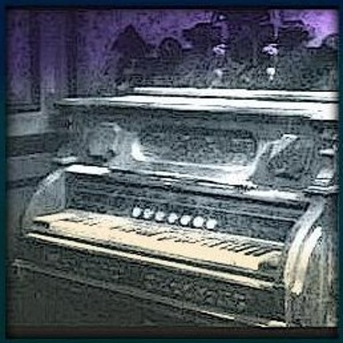 Haunted Piano in an Empty House
