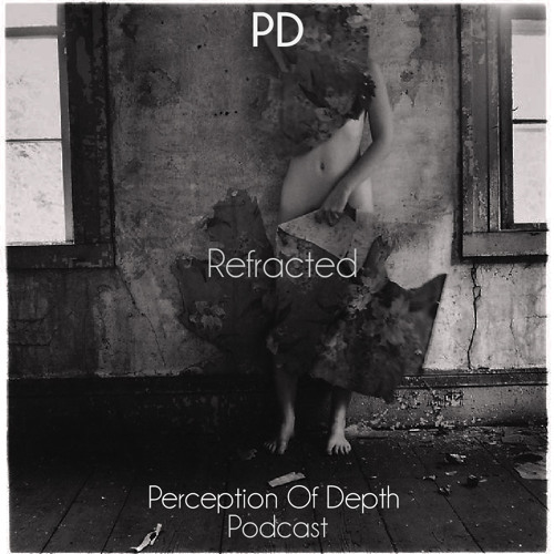 Perception of Depth 001 - Refracted