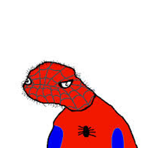 Spoder lost his swag power...