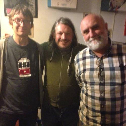 Richard Herring's Edinburgh Fringe Podcast 2013 #18: Alexei Sayle and David Kay